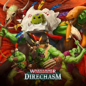 Банда зеленокожих безумцев врывается в Underworlds!