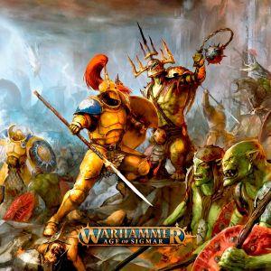 Присоединяйтесь к обновлённому Warhammer Age of Sigmar!