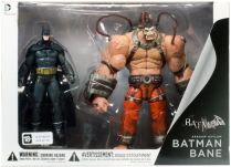 Batman Arkham Asylum: Batman vs Bane (фигурки 25 см)