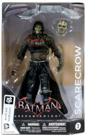 Batman Arkham Knight: Scarecrow (фигурка 17 см)