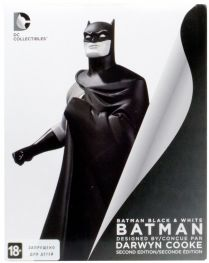 Batman Black & White Statue by Darwyn Cooke (фигурка 18 см)