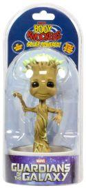Dancing Groot (фигурка на солнечной батарее, 15 см)
