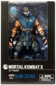 Mortal Kombat X: Sub-Zero (фигурка 30 см)