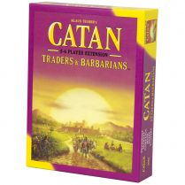 CATAN – Traders and Barbarians 5-6 Player Extention