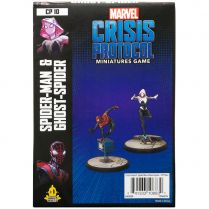 Marvel Crisis Protocol: Spider-Man and Ghost-Spider