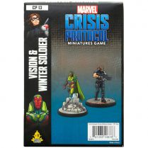Marvel Crisis Protocol: Vision and Winter Soldier