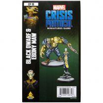 Marvel Crisis Protocol: Black Dwarf and Ebony Maw