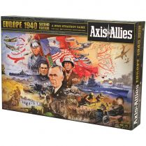 Axis&Allies Europe 1940 (second edition)