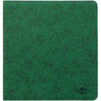 Альбом Blackfire Premium Collectors (для листов по 3x3 кармашка): Зелёный