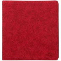 Альбом Blackfire Premium Collectors (для листов по 3x3 кармашка): Красный
