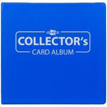 Альбом Blackfire Collectors (для листов по 3x3 кармашка): Синий