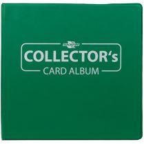 Альбом Blackfire Collectors (для листов по 3x3 кармашка): Зелёный
