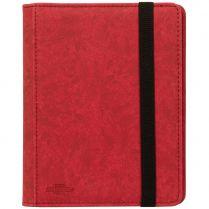 Альбом Blackfire Premium (с листами по 3x3 кармашка): Красный