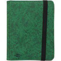 Альбом Blackfire Premium (с листами по 2x2 кармашка): Зелёный