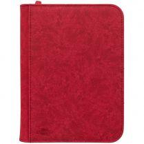 Альбом Blackfire Premium Zip-Album (с листами по 3x3 кармашка): Красный