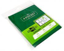 Альбом Blackfire (с листами по 2x2 кармашка): Зелёный