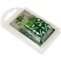 Набор кубиков D6: Tarmo-dice