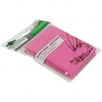 Протекторы Blackfire Matte Sleeves розовые (50 шт., 66x91 мм)