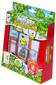 Angry Birds Playground наверху