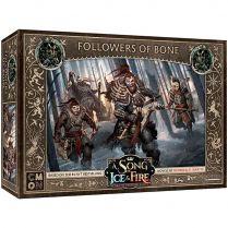 A Song of Ice & Fire: Free Folk Followers of Bone