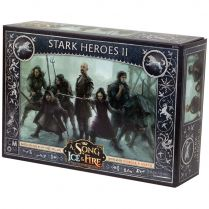 A Song of Ice & Fire: Stark Heroes Box 2