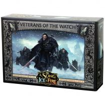 A Song of Ice & Fire: Night's Watch Veterans of the Watch