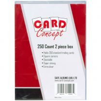 Пластиковая коробочка Card Concept на 250 карт