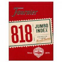 Fournier 818, красная рубашка