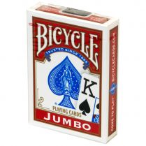 Bicycle Jumbo, красная рубашка