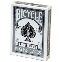 Bicycle Rider Back, серебряная рубашка