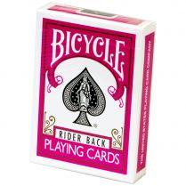 Bicycle Rider Back, розовая рубашка