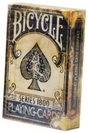 Bicycle  Vintage 1800 Меченые