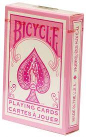 Bicycle Розовые