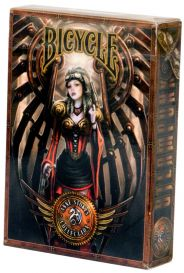 Bicycle Anne Stokes Steampunk