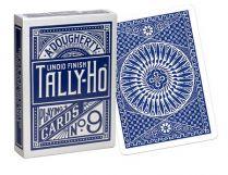 Tally Ho Circle, синяя рубашка