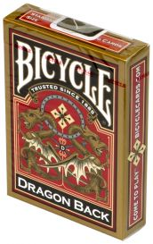 Bicycle Golden Dragon