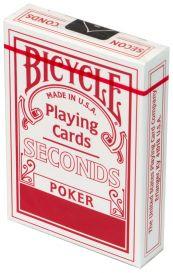 Bicycle Seconds (красная рубашка)