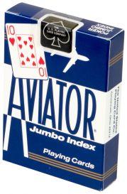 Aviator (синяя рубашка)