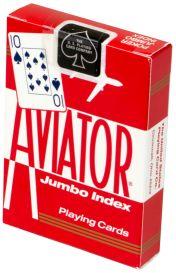 Aviator (красная рубашка)