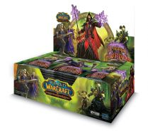Дисплей бустеров WoW TCG «Timewalkers: Betrayal of the Guardian»