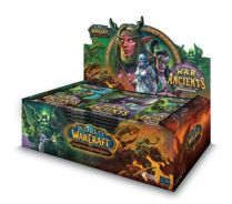 Дисплей бустеров WoW TCG «Timewalkers: War of the Ancients»