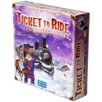 Ticket to Ride: Nordic Countries на английском языке