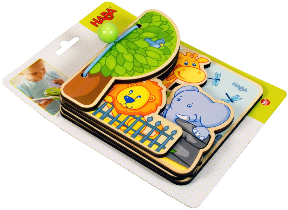 """Детская книжка """"Друзья Зоопарка"""""""