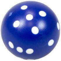 Кубик D6 круглый, 21,5 мм, синий