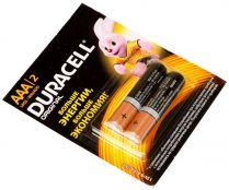 Батарейки Duracell ААА (2 шт.)