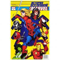 История вселенной Marvel #4