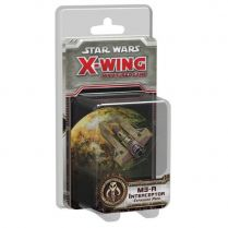 Star Wars: X-Wing – M3-A Interceptor на английском языке