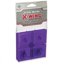 Star Wars: X-Wing – Purple Bases and Pegs