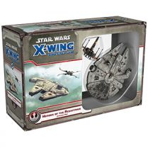 Star Wars: X-Wing – Heroes of the Resistance на английском языке