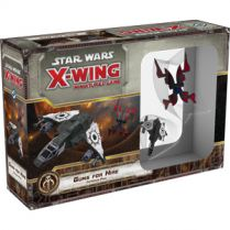 Star Wars: X-Wing – Guns for Hire на английском языке